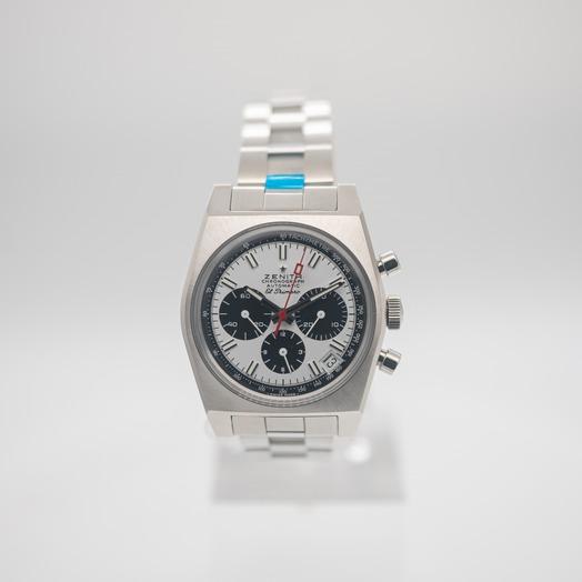 Zenith Chronomaster Revival EL Primero Automatic White Dial Men's Watch 03.A384.400/21.M384