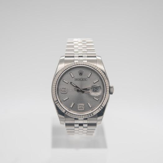 Rolex Rolex Datejust 36 Men's Luxury Watch 116234-RHOSJ