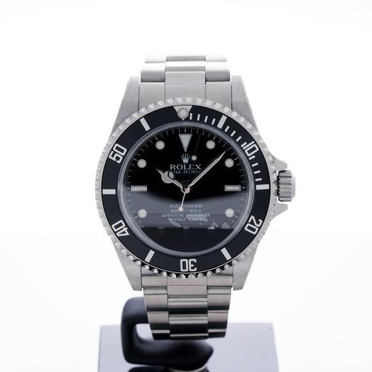 Rolex Submariner No-date Black Dial 40mm Men's Watch 14060M