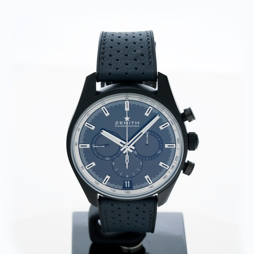 Zenith Chronomaster El Primero Chronograph Automatic Grey Dial Men's Watch 24.2040.400/27.R796