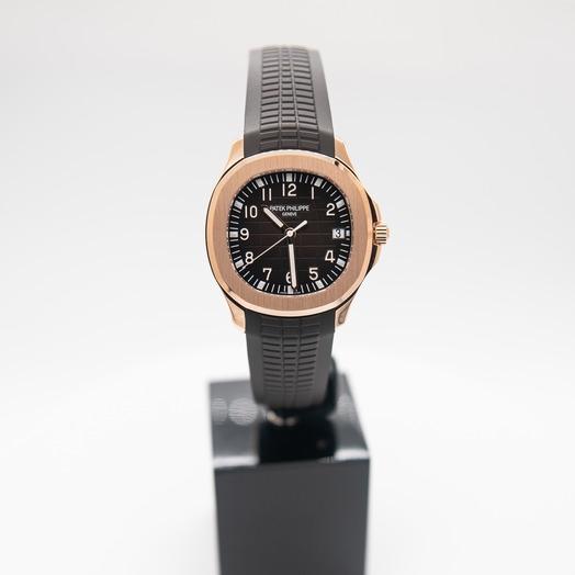 Patek Philippe Aquanaut Brown Dial Men's Watch