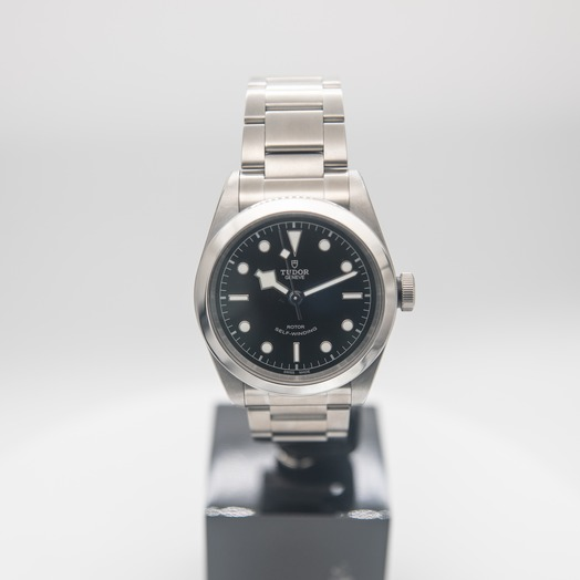 Tudor Tudor Heritage Black Bay 41 Steel Automatic Black Dial Men's Watch 79540-0006