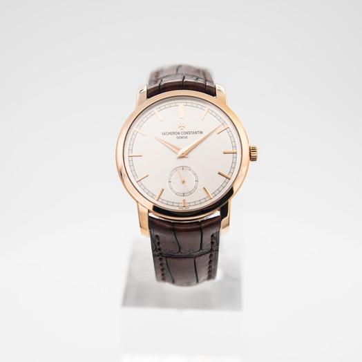 Vacheron Constantin Patrimony Silver Dial Manual-winding Men's Watch 82172/000R-9382