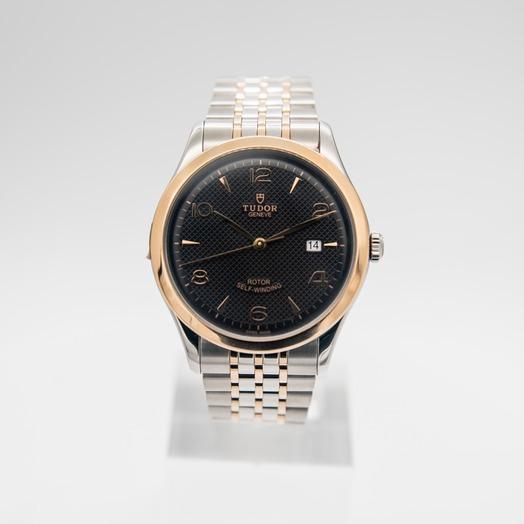 Tudor New Tudor 1926 Baselworld 2018 Steel Automatic Black Dial Men's Watch 91651-0003