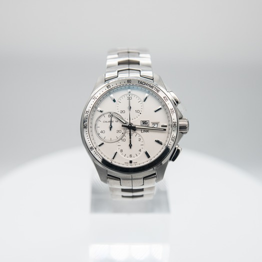 TAG Heuer Link Automatic Silver Dial Ladies Watch