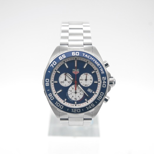 TAG Heuer Formula 1 Chronograph Red Bull Special Edition Blue Dial Ladies Watch CAZ1018.BA0842
