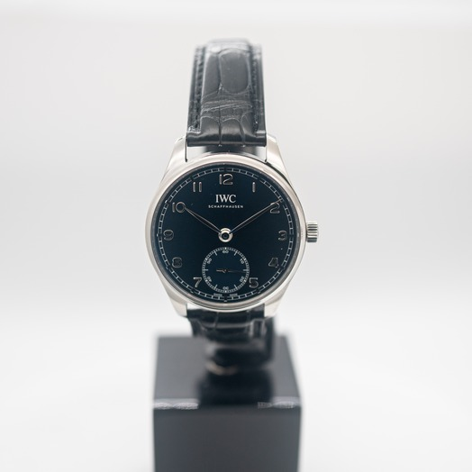 IWC Portugieser Automatic Blue Dial Men's Watch IW358305