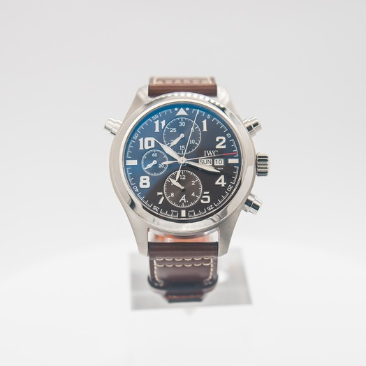 IWC Pilot's Watches Automatic Brown Dial Men's Watch IW371808