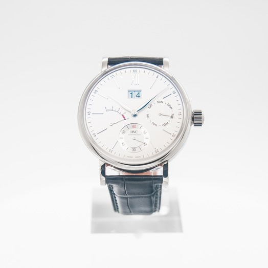 IWC Portofino Automatic Silver Dial Men's Watch IW516201