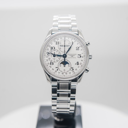 Longines Longines Master Collection Automatic Chronograph Men's Watch L26734786