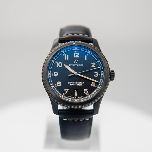 Breitling Navitimer 8 Automatic 41 Black Dial Men's Watch M17314101B1X1