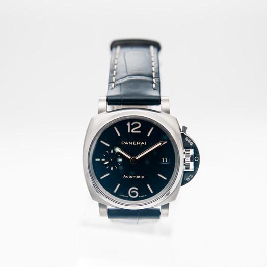 Panerai Luminor Due 38mm Automatic Blue Dial 38 mm Men's Watch PAM00926