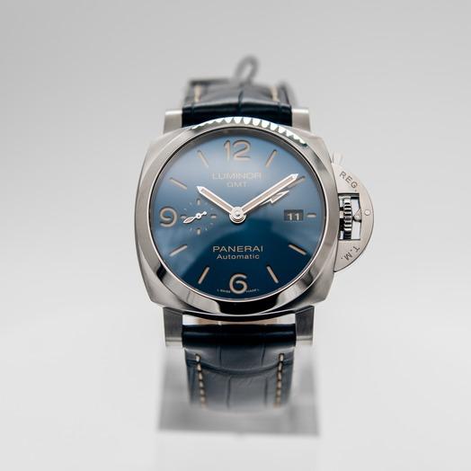 Panerai Luminor 1950 Automatic Blue Dial 44 mm Men's Watch PAM01033