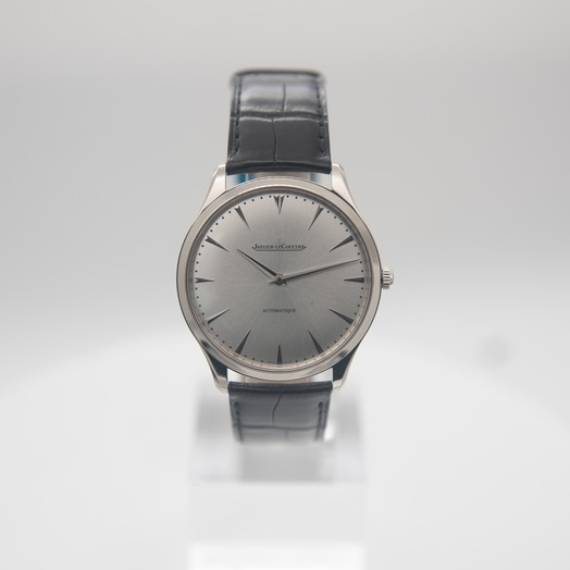 Jaeger LeCoultre Master Ultra Thin 41 Automatic Silver Dial Men's Watch Q1338421