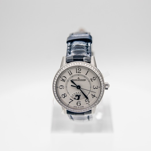 Jaeger LeCoultre Rendez-Vous Night & Day Small Automatic Silver Dial Ladies Watch Q3468430