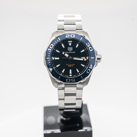TAG Heuer Aquaracer Quartz Blue Dial Men's Watch WAY111C.BA0928