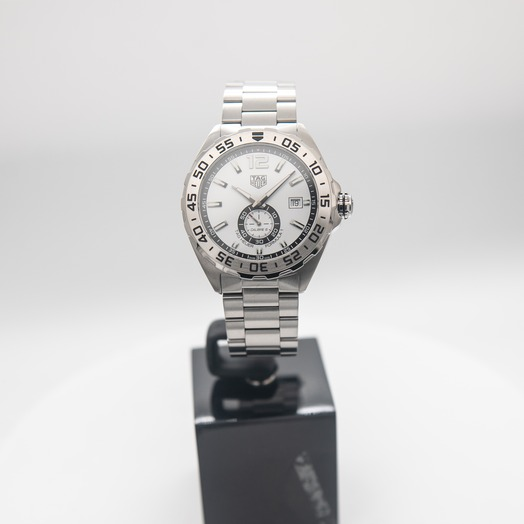 TAG Heuer Formula 1 Calibre 6 Automatic White Dial Men's Watch WAZ2013.BA0842
