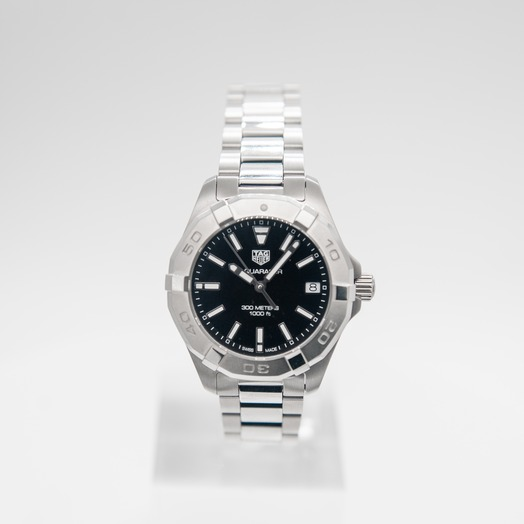 TAG Heuer Aquaracer Quartz Black Dial Ladies Watch